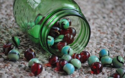 Tip #2 Don't Loose Your Marbles!